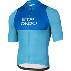 Etxeondo On Training Maillot Manga Corta Hombre, blue